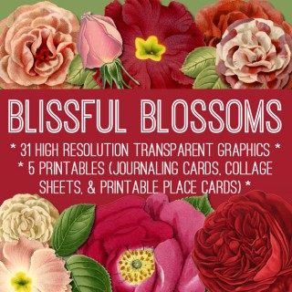 Blissful Blossoms Kit