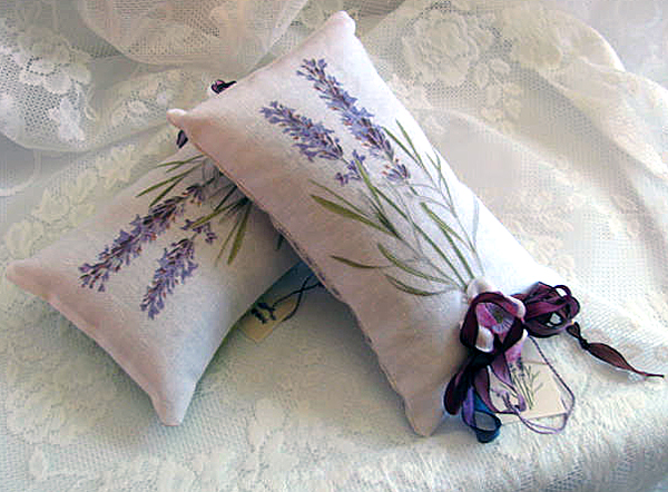 01 - Cleo Headley - Lavendar Pillow