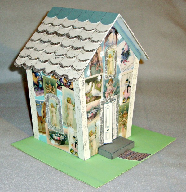 02 - Paper Crafts - Paper House