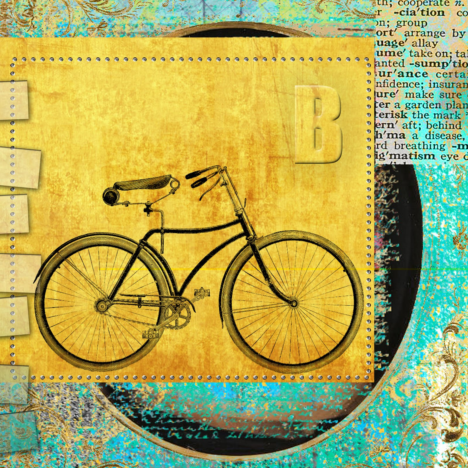 15 DIY Bicycle Themed Projects! - The Graphics Fairy
