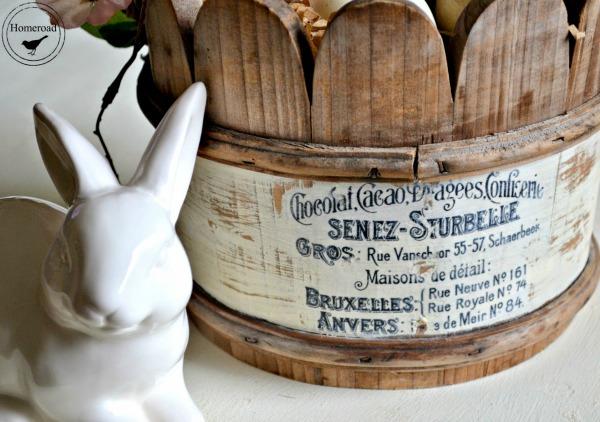 04 - Homeroad - DIY Easter Basket