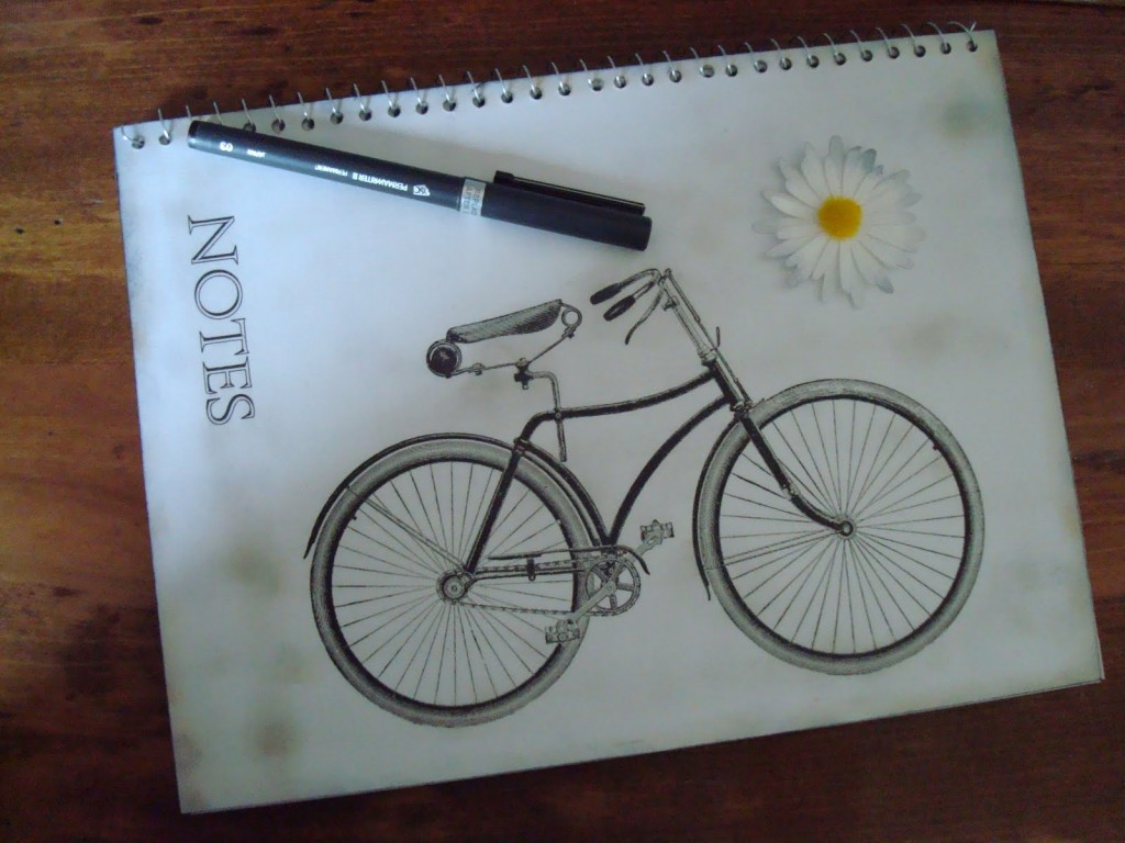 08 - Closet Crafter - Bicycle Notebook