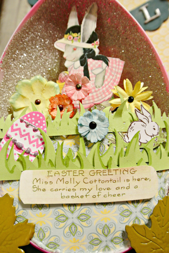 11 - Create with Kat - Easter Bunny Decor