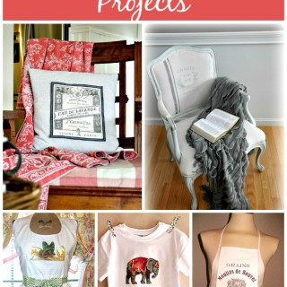 14 Fabric Transfer Projects