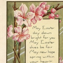 Easter Blossoms Image