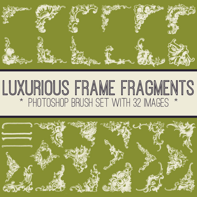 Frame_fragments_brushes_graphicsfairy
