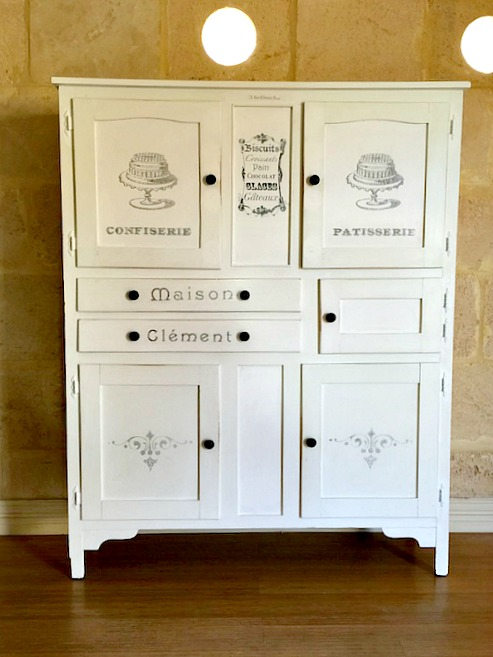 Upcycled 1950s Kitchen Cupboard Reader Feature The