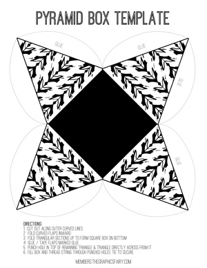 Tribal-bw_pyramid_box_feather_graphicsfairy