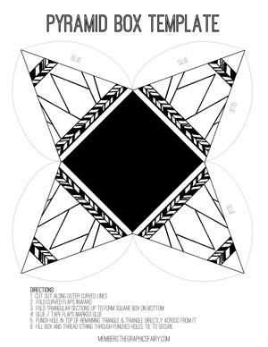 Tribal-bw_pyramid_box_mountain_graphicsfairy