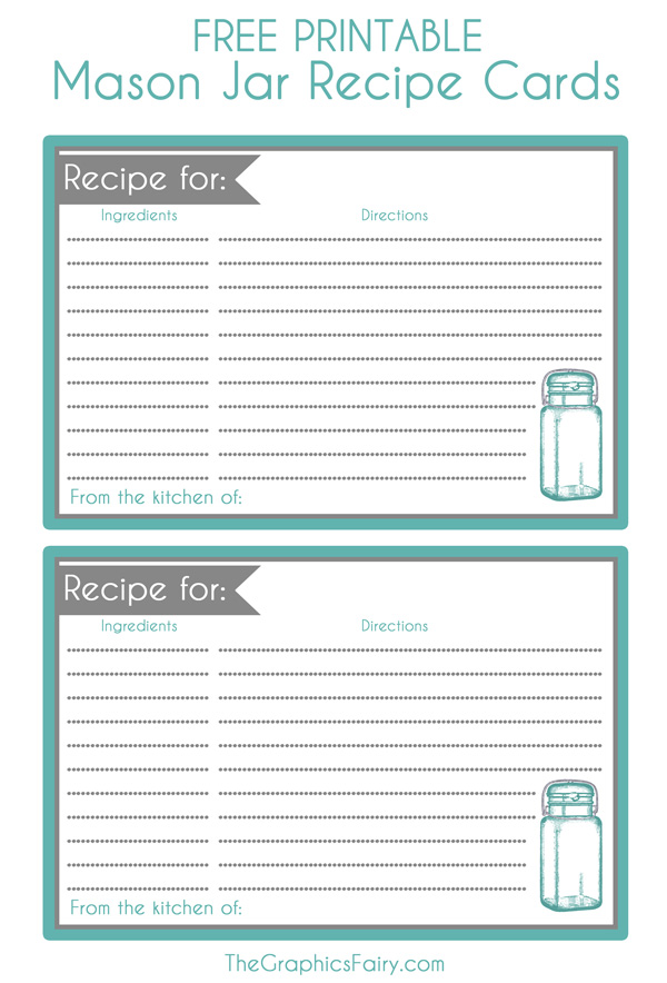 Recipe Card Vintage Recipe Cards By Cathe Holden Justsomethingimade