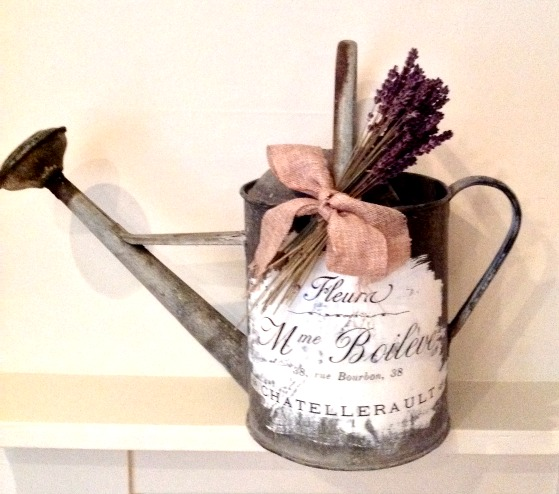 11 - Pale Imitations - Vintage Watering Can