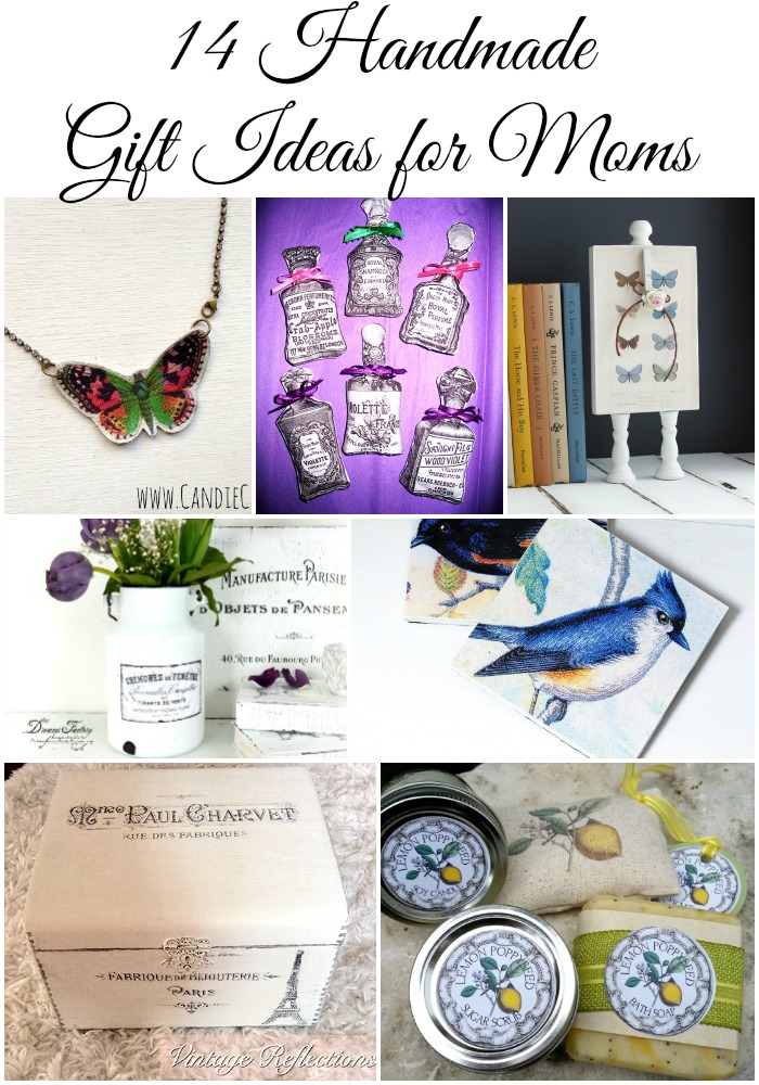 Diy gift ideas for moms the graphics fairy