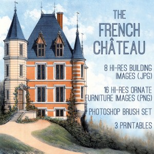 Romantic French Chateau Kit