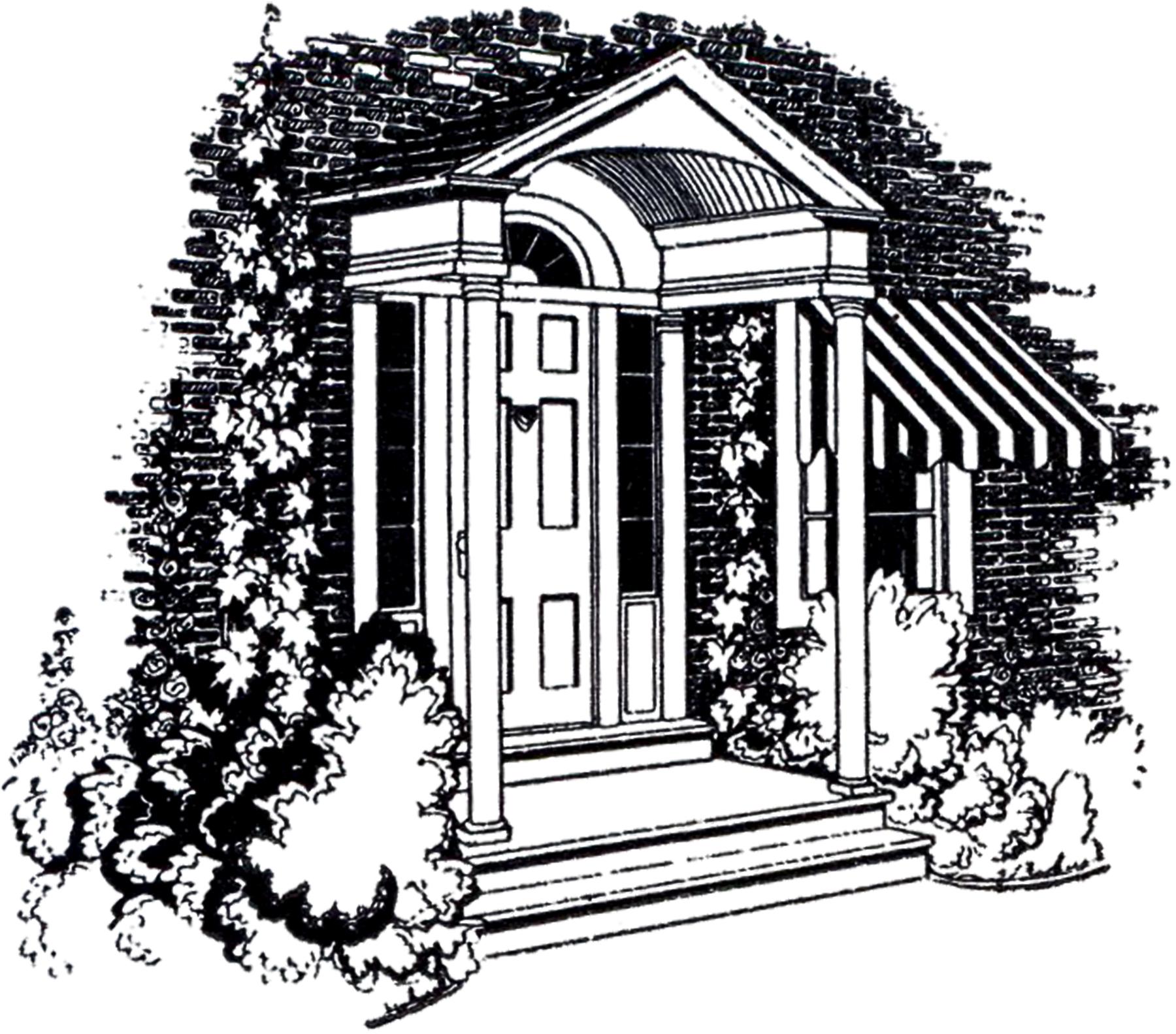 Spring Portico Image