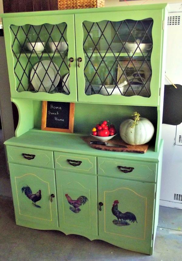 Zhoosh Furniture - DIY French Country Hutch