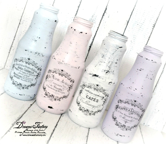 01 - Dreams Factory - Chalk Paint Bottles