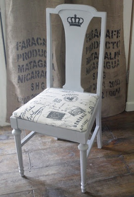 10 - Shabby Creek Cottage - French Inspired Chair