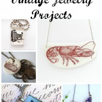 12 Vintage Jewelry Projects