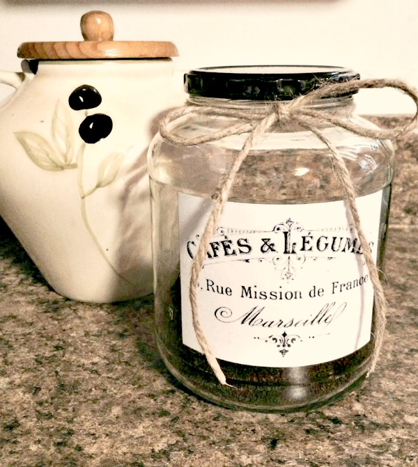 15 - Borei by Design - Vintage Pickle Jar