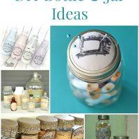15 DIY Bottle and Jar Ideas
