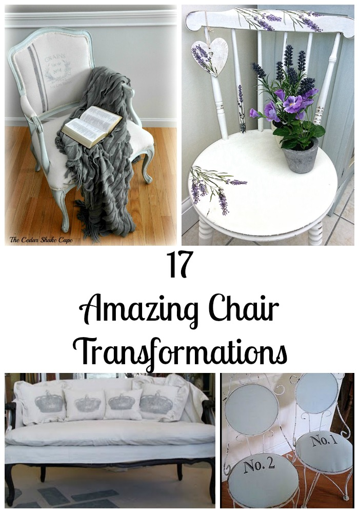 17 Amazing Chair Transformations