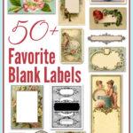 50 Best Vintage Label Images