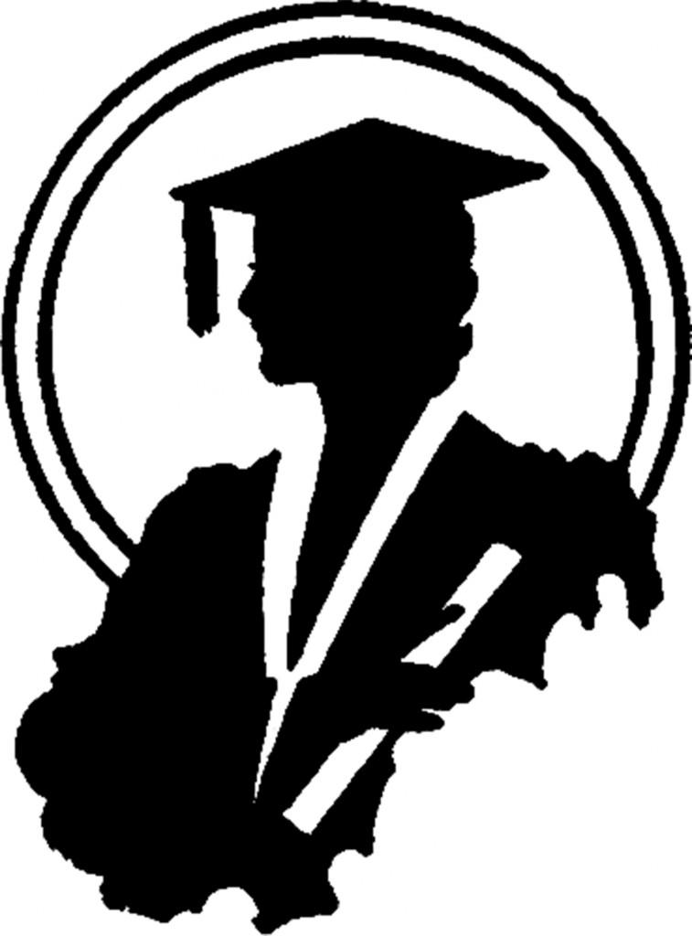 Graduation Clip Art Free Silhouette Girl Image