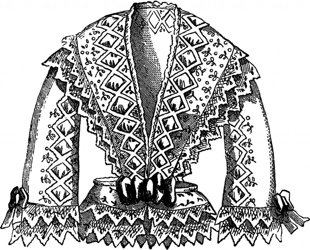 Victorian Fancy Blouse Image