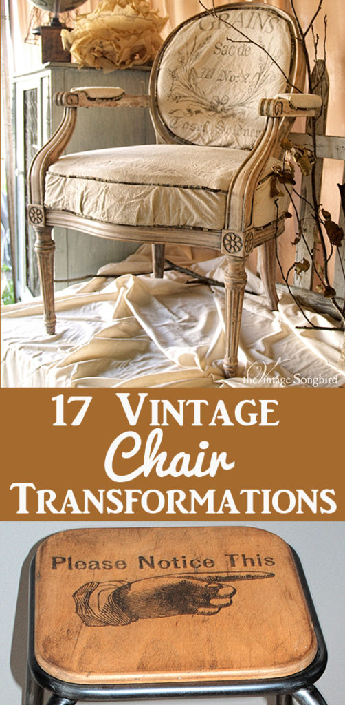 Vintage Chair Transformations