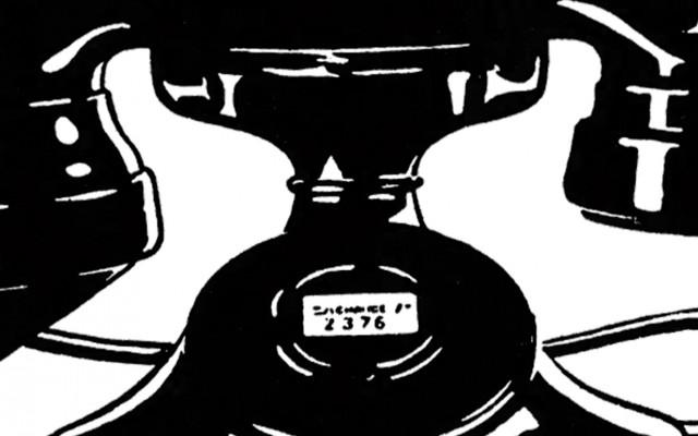 Fantastic Vintage Telephone Image!