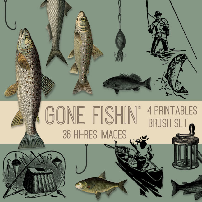 Gone Fishin Kit!
