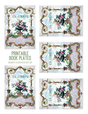 garden-book-plates-graphicsfairy