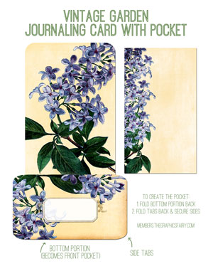 journaling-card-pocket-graphicsfairy-flower