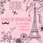 Paris in Springtime Kit