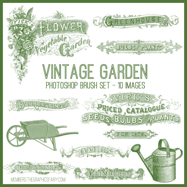 vintage_garden_brushes_graphicsfairy