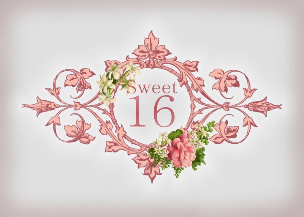 Sweet 16 Card Making Ideas Part - 44: 02 - Sandra Fann - Sweet 16 Card