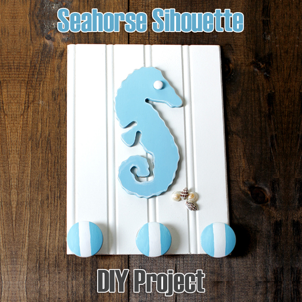06 - The Cottage Market - Seahose DIY Wall Rack