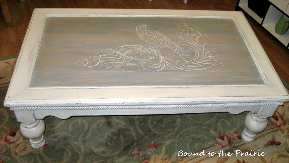 Refinished Farmhouse Style Coffee TableReader FeatureThe