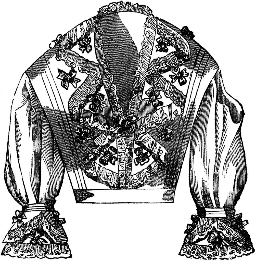Victorian Blouse Image