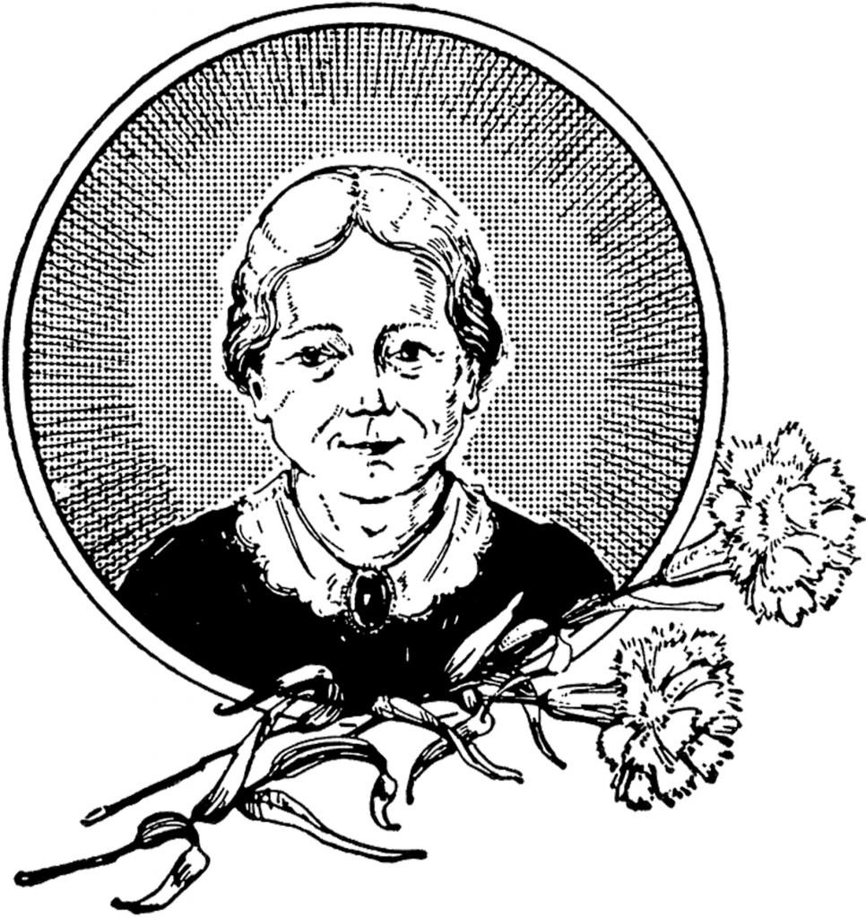 Vintage Grandma Image