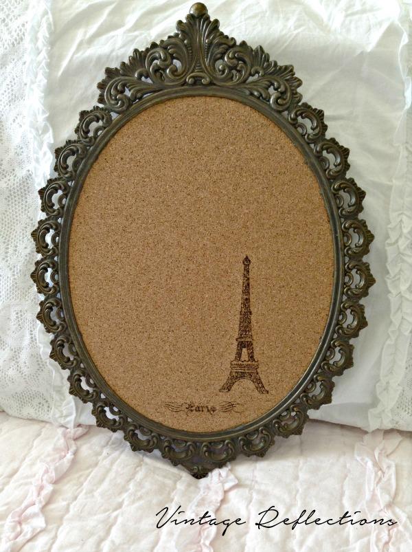 13 - Mary - DIY Parisian Cork Board