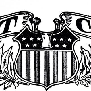 Vintage Postcard Logo Image!