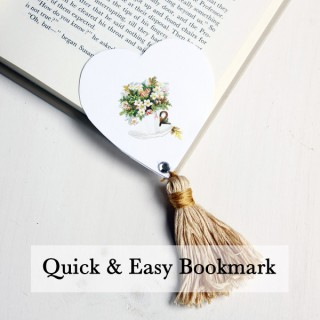 Quick and Easy Bookmark
