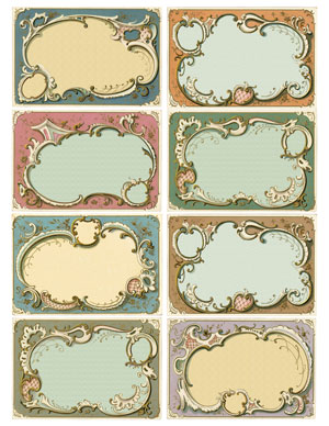 french_frame_collage_sheet2_graphicsfairy