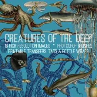 Creatures of the Deep Kit! – TGF Premium
