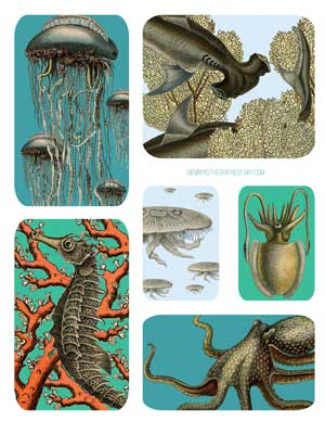 sea_creatures_tags_graphicsfairy