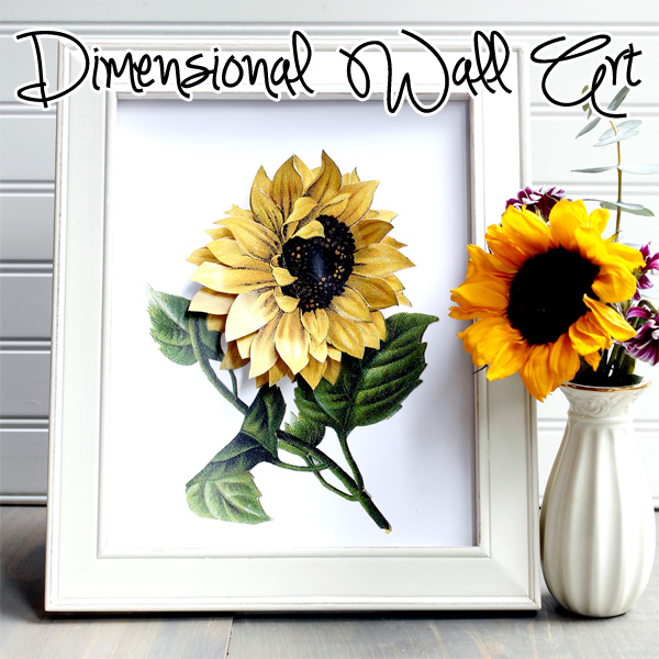 Dimensional Wall Art dimensional wall art - the graphics fairy