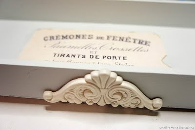 09 - Creative Home Expressions - Upcycled French Tray