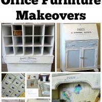 12 Office Furniture Makeovers