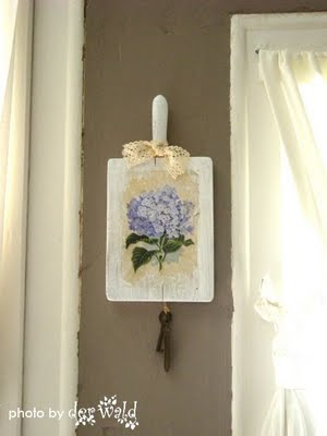 14 - Flowers Pictures and Other Stuff - Rustic Wall Art